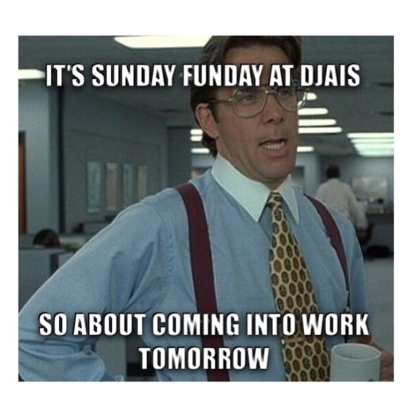 d911f5948b47 Every Sunday Funday at @djais_belmar 👯🎶🎉🍻 #sundayfunday #djais  #djaisproblems #belmar #shorelife #ICantWorkTomorrow  #MyBossAlreadyTextedMeToGoIn ...