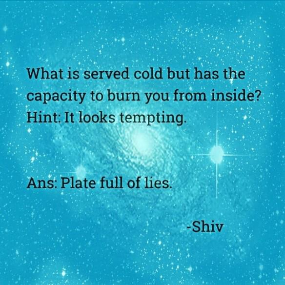 foto de Shiv #QuoteOfTheDay #DailyQuote #ttt #lie #reality | Sudip Das's Blog