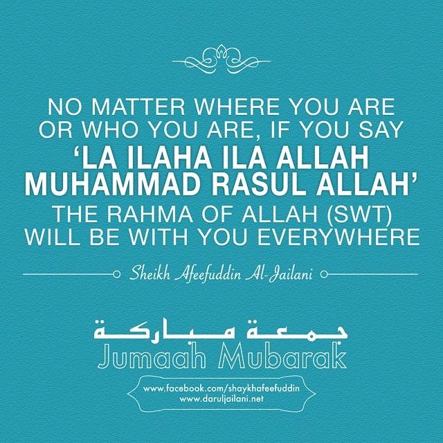 foto de Jumaah #Mubarak #islam #instaislam #instadaily #Muslim #Tazkirah ...